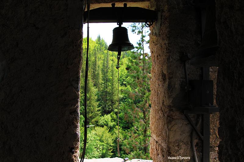 campanile madonna dei cipressi fontegreca