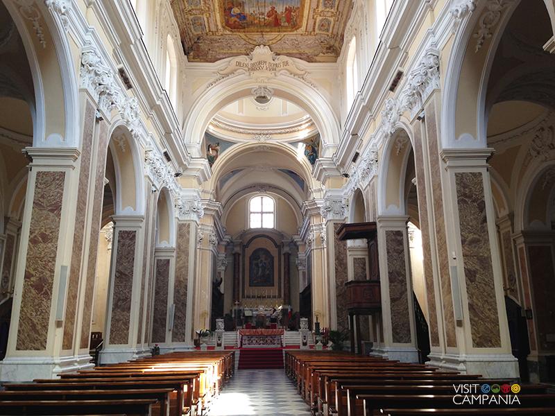 Borghi più belli d'Italia Sant'Agata de' Goti duomo