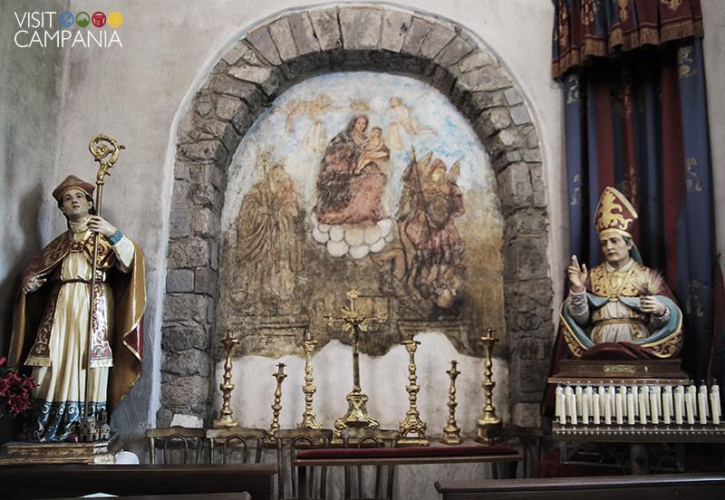 Eremo San Vitaliano cappella