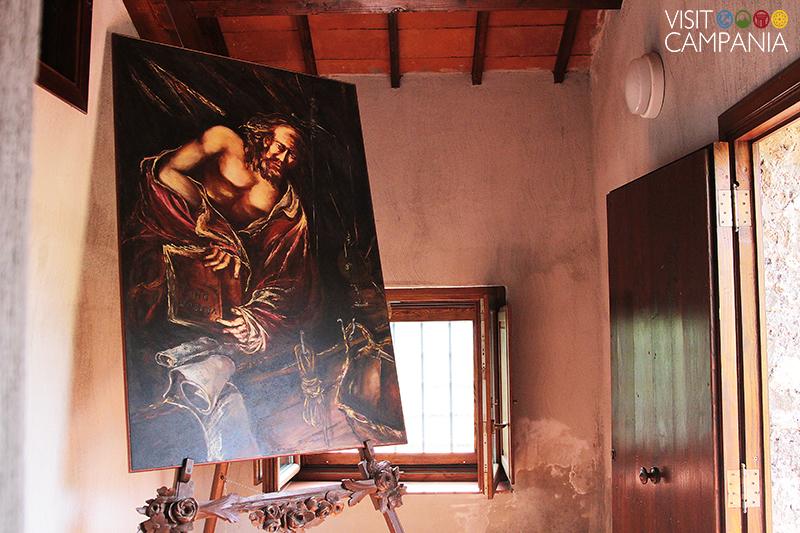Eremo San Vitaliano dipinto
