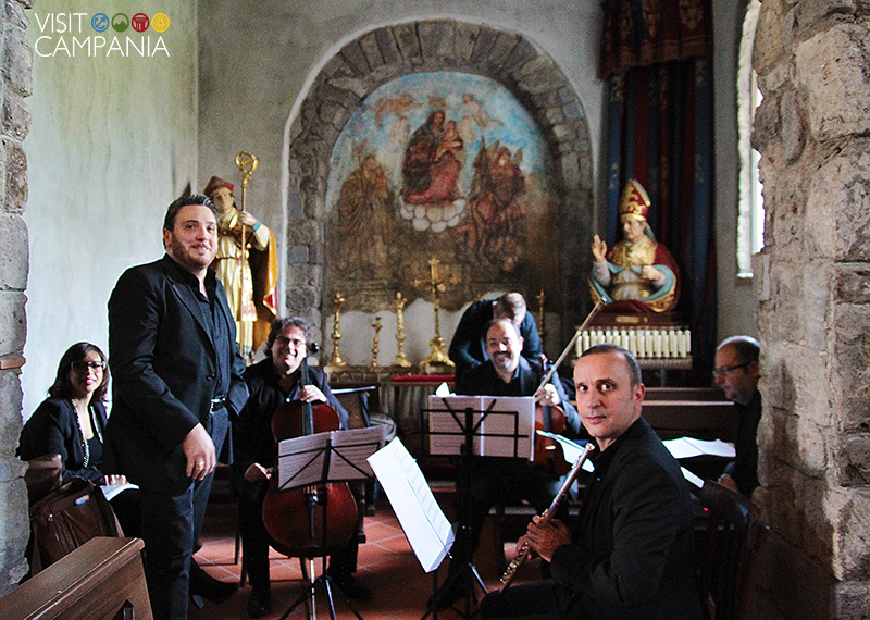 Eremo San Vitaliano musica matrimonio