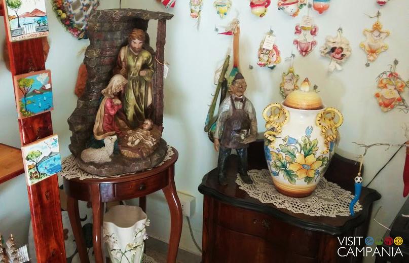 souvenir da Napoli artigianato campano