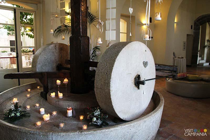 Enoturismo e matrimonio in Campania Castello Ducale di Castel Campagnano