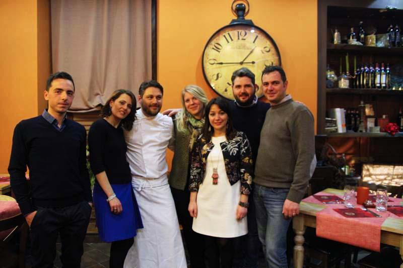 La Marchigiana in Osteria Cultura del cibo e storie di vino