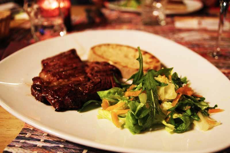 La carne Marchigiana in Osteria Cultura del cibo e storie di vino