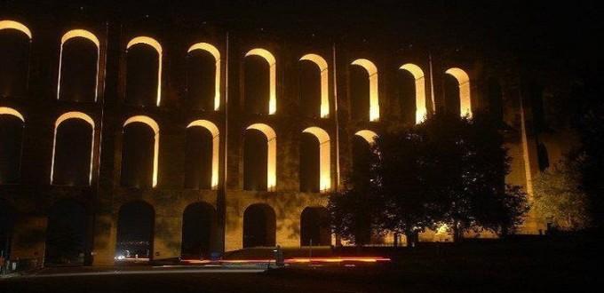 Illuminazione dei Ponti dell'Acquedotto Carolino