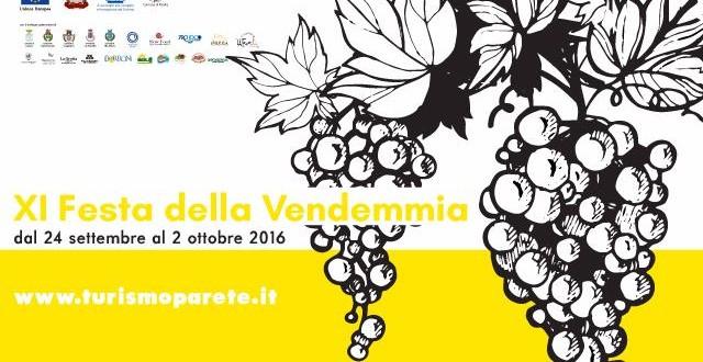 Festa della Vendemmia, XI edizione in partenza a Parete