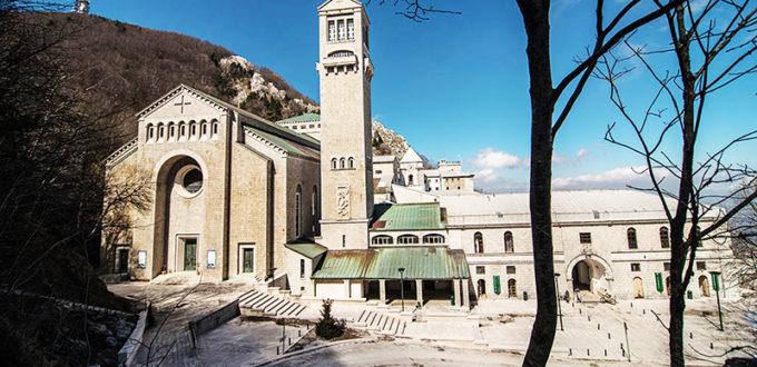 Santuari e luoghi di devozione in Campania