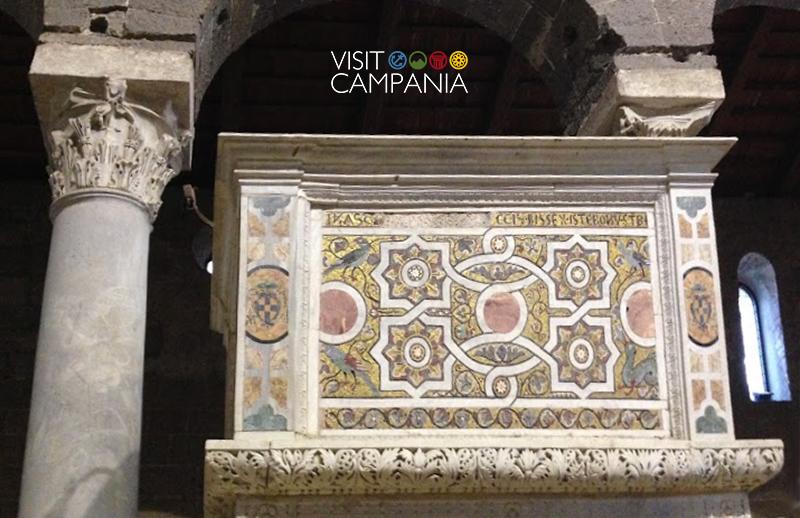 Casertavecchia dettagli del Duomo