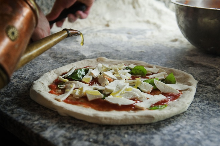 Eccellenze campane al Pizza Village. Foto credit Pizzeria Sorbillo