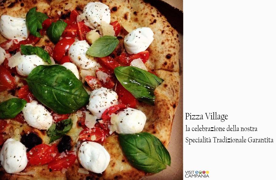 pizza village visitcampania visit campania