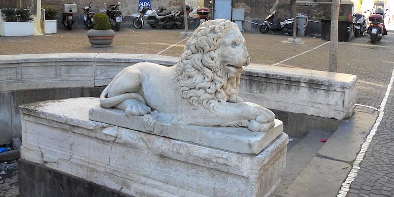 La fontana del Leone a Mergellina tra storia e leggenda