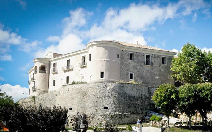 Castelli da vedere in Campania Gesualdo