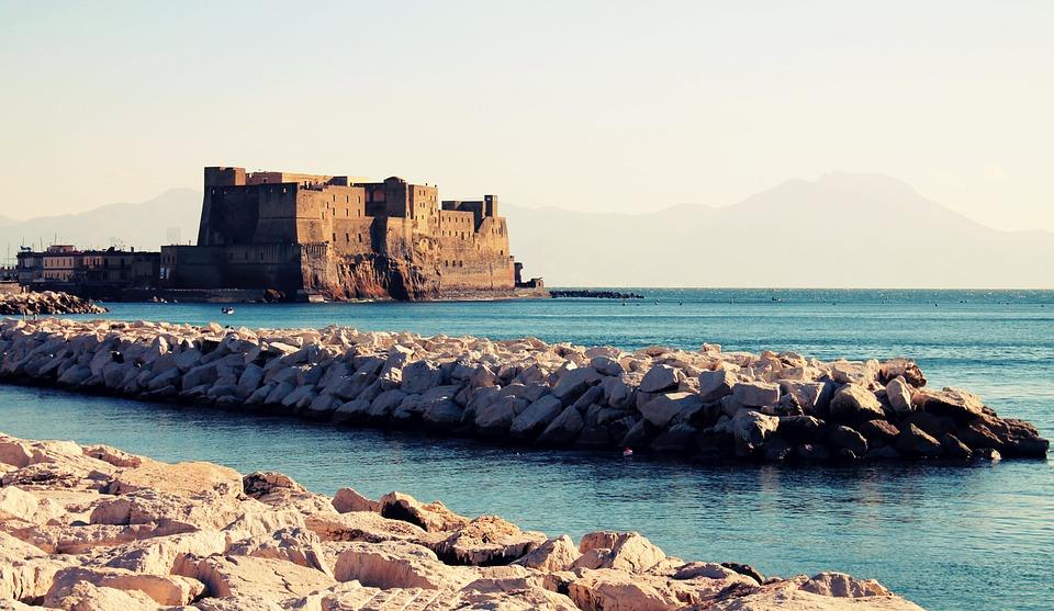 Castelli da vedere in Campania