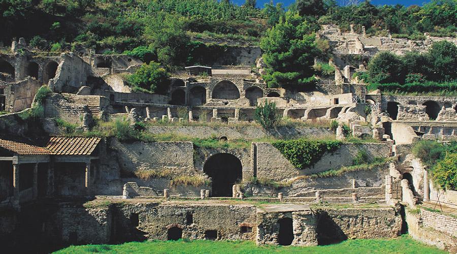 Musei gratuiti napoli e campania parco archeologico campi flegrei