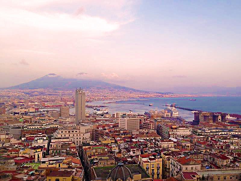 luoghi più romantici di Napoli