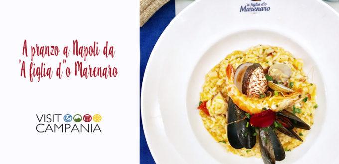 Domenica a pranzo a Napoli da A figlia do Marenaro visitcampania