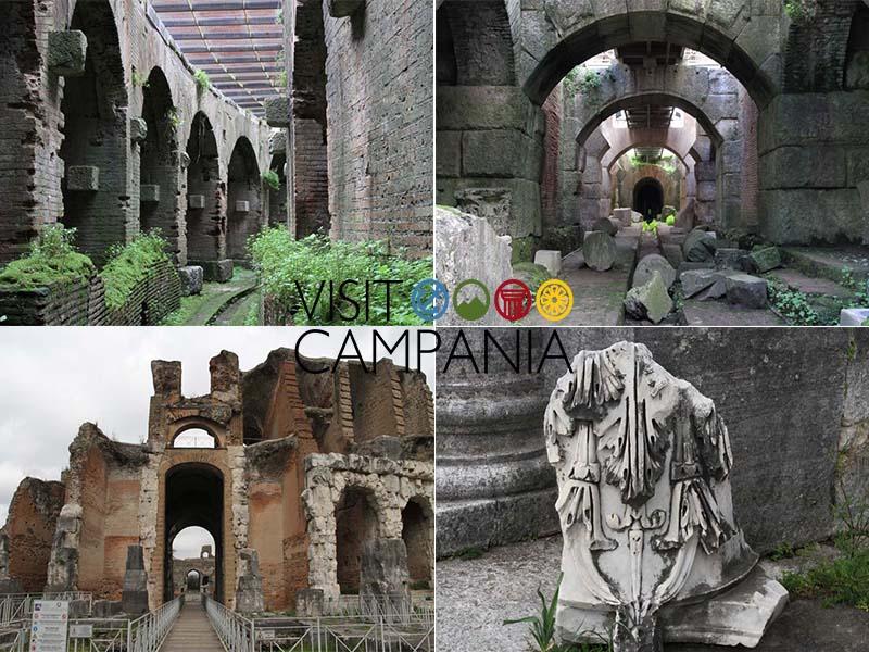 Anfiteatro Campano Santa Maria Capua Vetere visitcampania