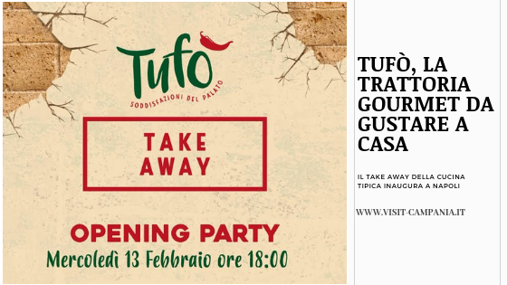 tufò take away napoli