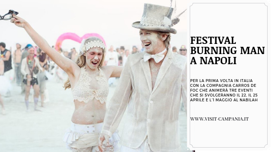Festival Burning Man a Napoli nabilah