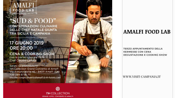 food lab hotel convento amalfi