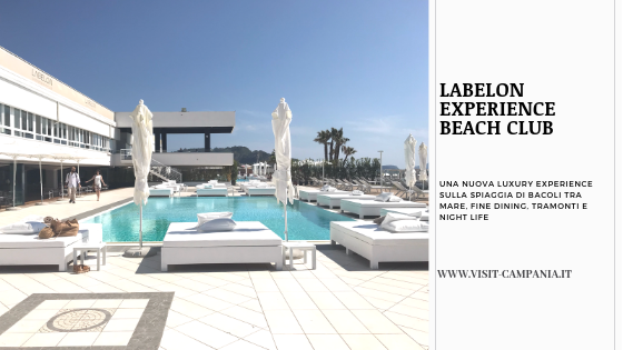 labelon beach club BACOLI VISITCAMPANIA
