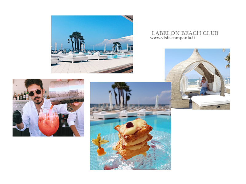 labelon beach club napoli bacoli