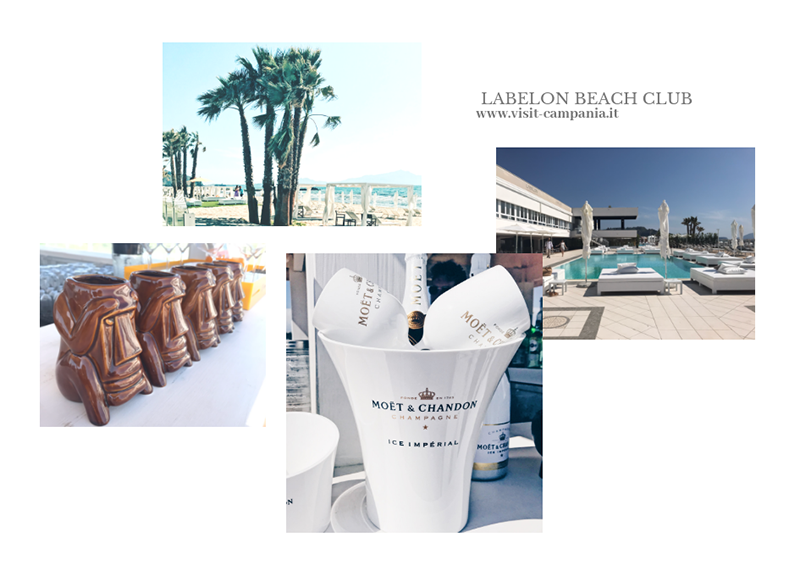 labelon beach club experience