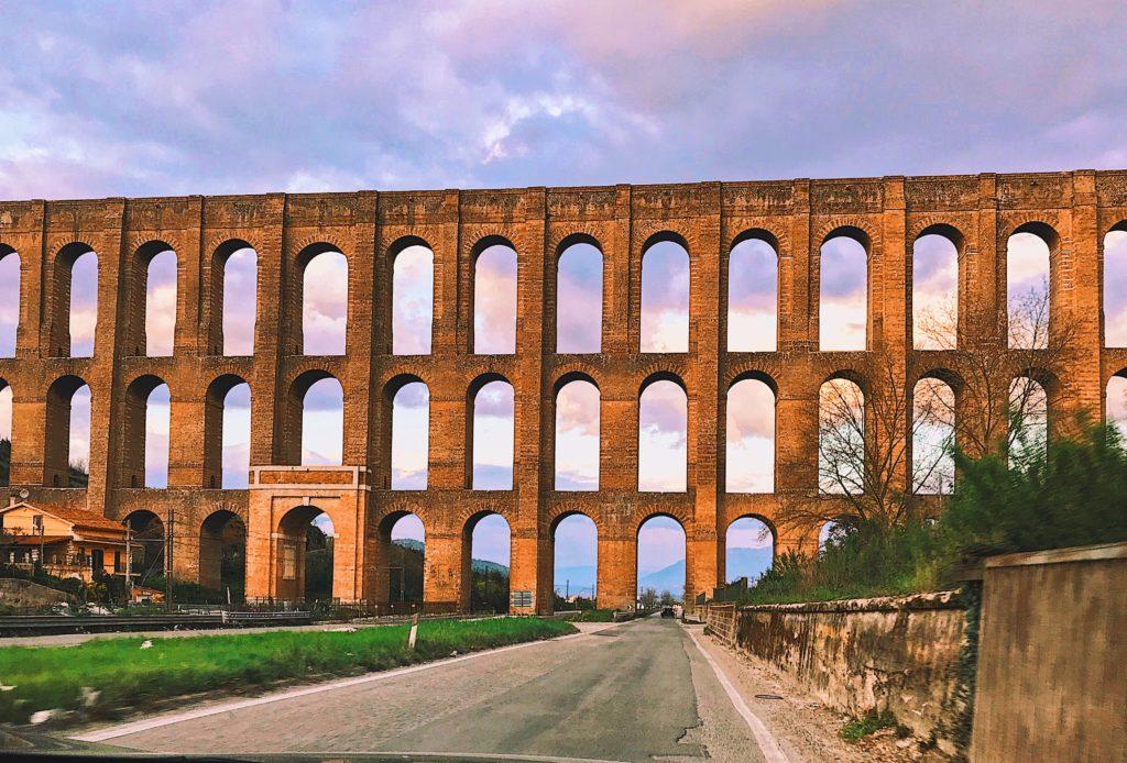 acquedotto carolino vanvitelliano ponti della valle maddaloni unesco campania caserta visitcampania