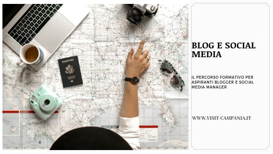 come creare un blog social network campania caserta travelblogger foodblogger visitcampania