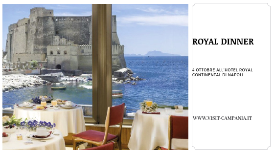 Hotel Royal Continental di Napoli