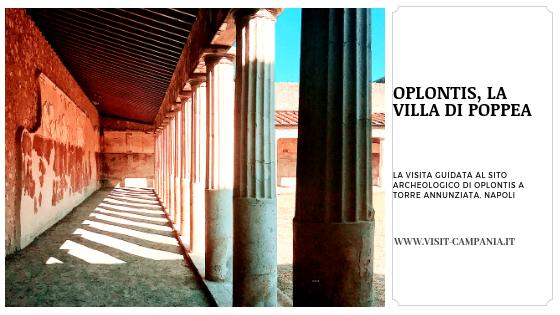 villa di poppea oplontis visit campania