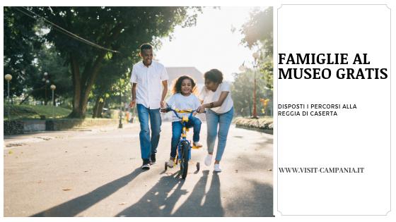 famiglie al museo gratis