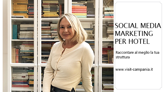 trovare clienti hotel social media marketing campania
