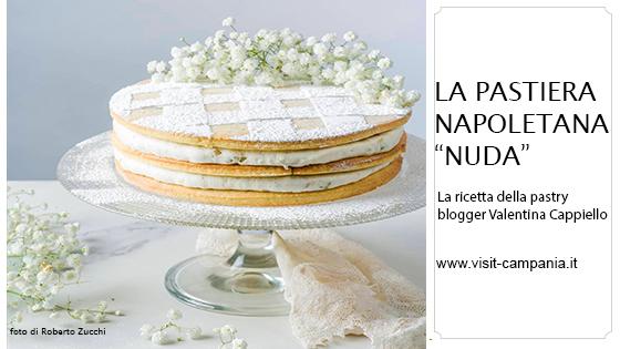 pastiera napoletana nuda valentina cappiello