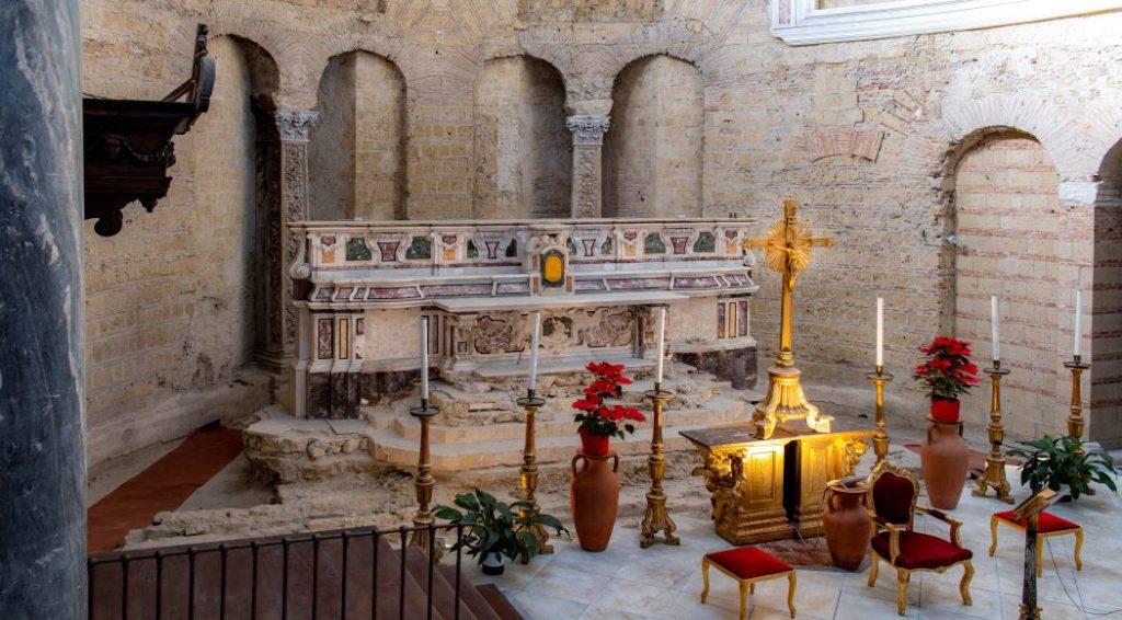 Basilica di San Giovanni Maggiore una delle più antiche chiese di Napoli
