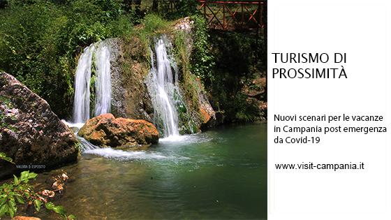 turismo di prossimità visit campania
