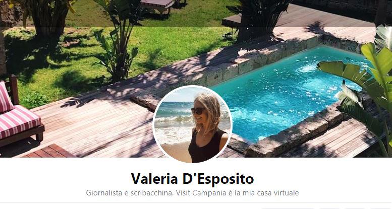 facebook valeria desposito visitcampania