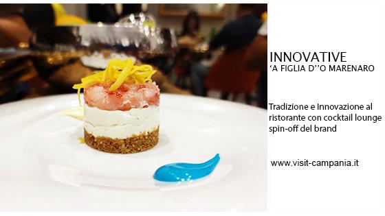 innovative a figlia do marenaro ristorante pesce napoli cocktail lounge